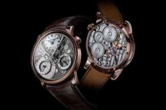 A New Flight of the Imagination: MB&F Legacy Machine Split Escapement x Eddie Jaquet
