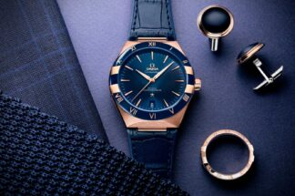 Omega Constellation Co-Axial Master Chronometer 41 MM