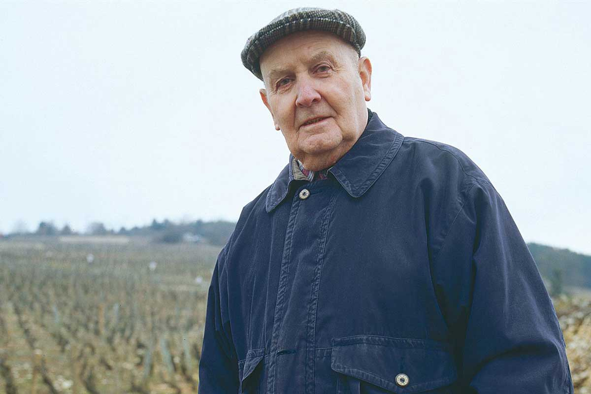 French vintner, Henri Jayer is accredited to have introduced important innovations into the customs of winemaking in Burgundy and is venerated for the quality of Pinot Noir he produced