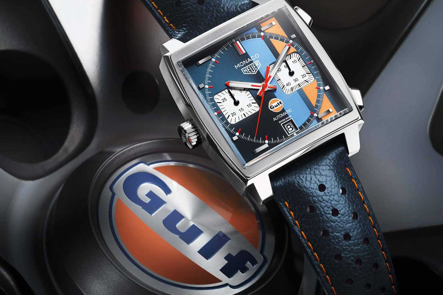 The Racing Pedigree of The TAG Heuer Monaco