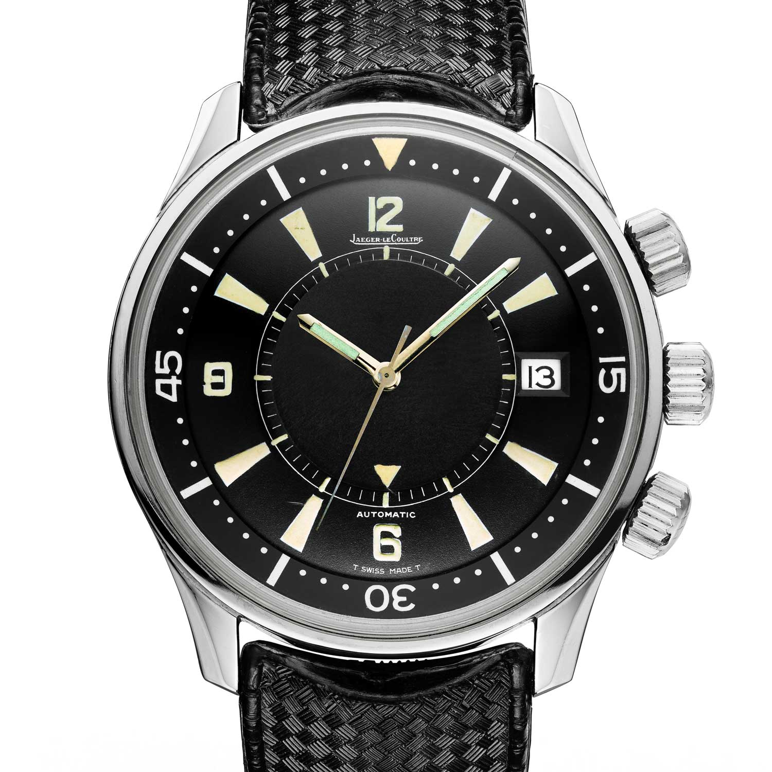 The Memovox Polaris of 1968 was a rare watch with a run of only 1,714 pieces.