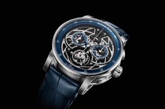 The Code 11.59 by Audemars Piguet Selfwinding Flying Tourbillon Chronograph