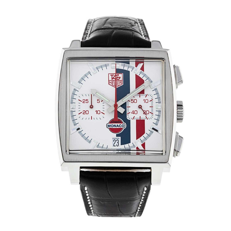 TAG Heuer Monaco Gulf 'Vintage' ref. CW2118