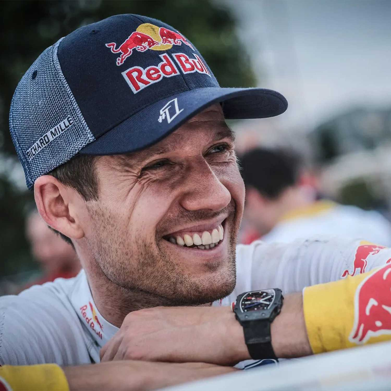 Six-time World Rally Champion, Sébastian Ogier