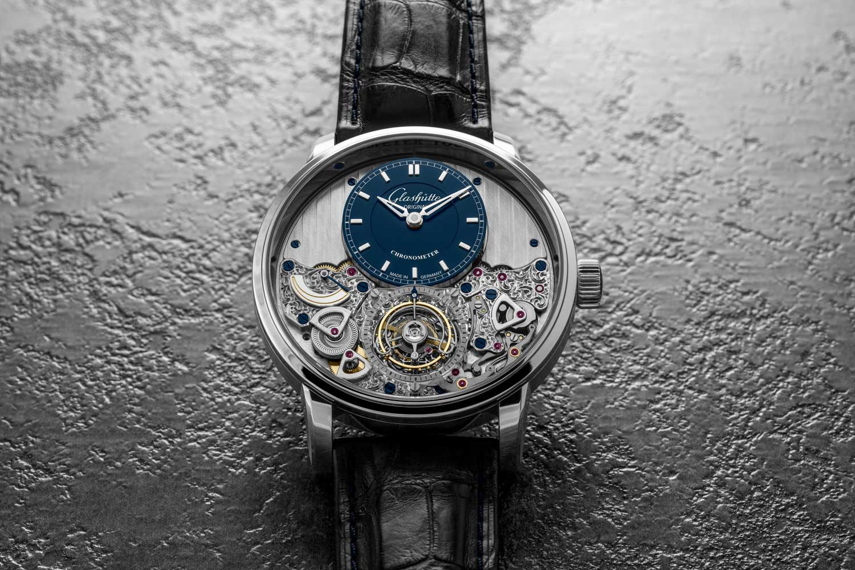Glashütte Original Senator Chronometer Tourbillon (©Revolution)