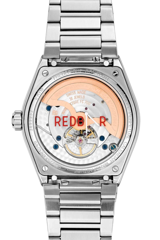 RedBar X Frederique Constant Highlife Perpetual Calendar