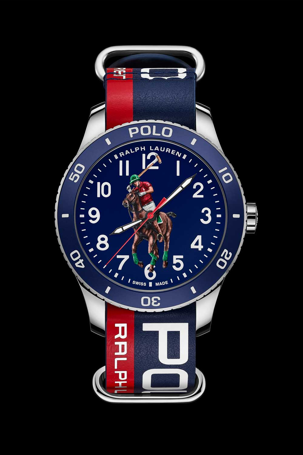 Ralph Lauren Polo Watch Collection