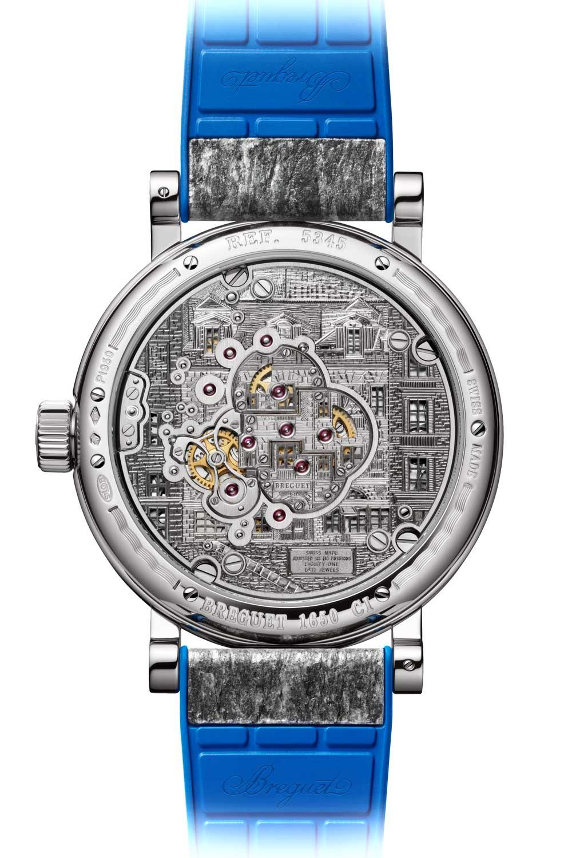 The Breguet Classique Double Tourbillon 5345 Quai de L'horloge