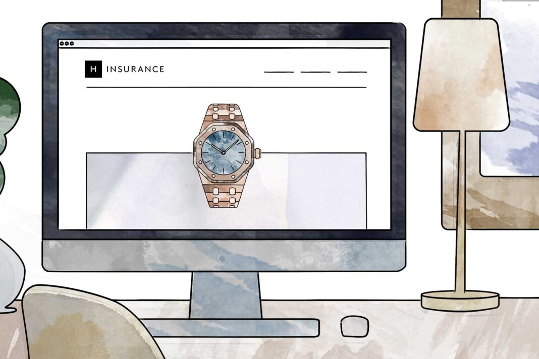 A luxury watch insurance solution underwritten by Chubb for the 21st-century collector