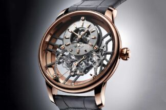 The 2020 The Jaquet Droz Grande Seconde Skelet-One in red gold (41mm)