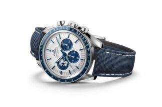 "The 2020 Speedmaster ""Silver Snoopy Award"" 50th Anniversary"
