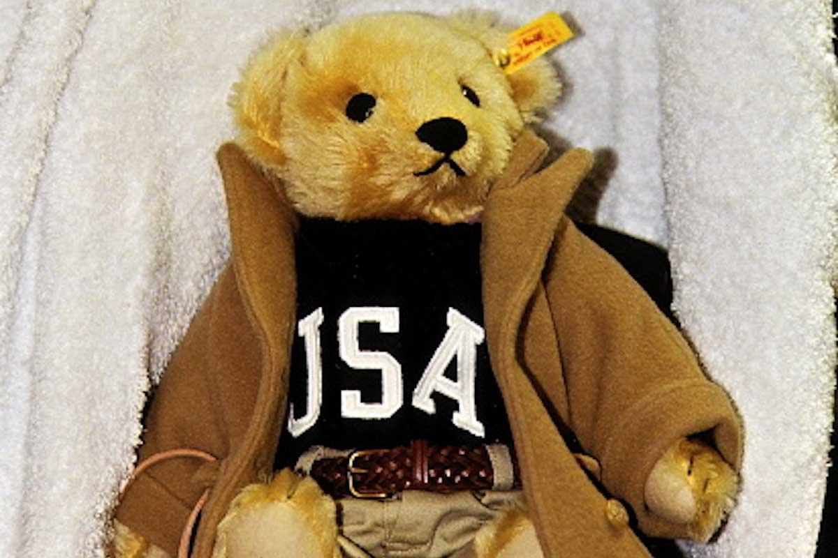 Steiff Teddy (Photo by XAMAX\ullstein bild via Getty Images)