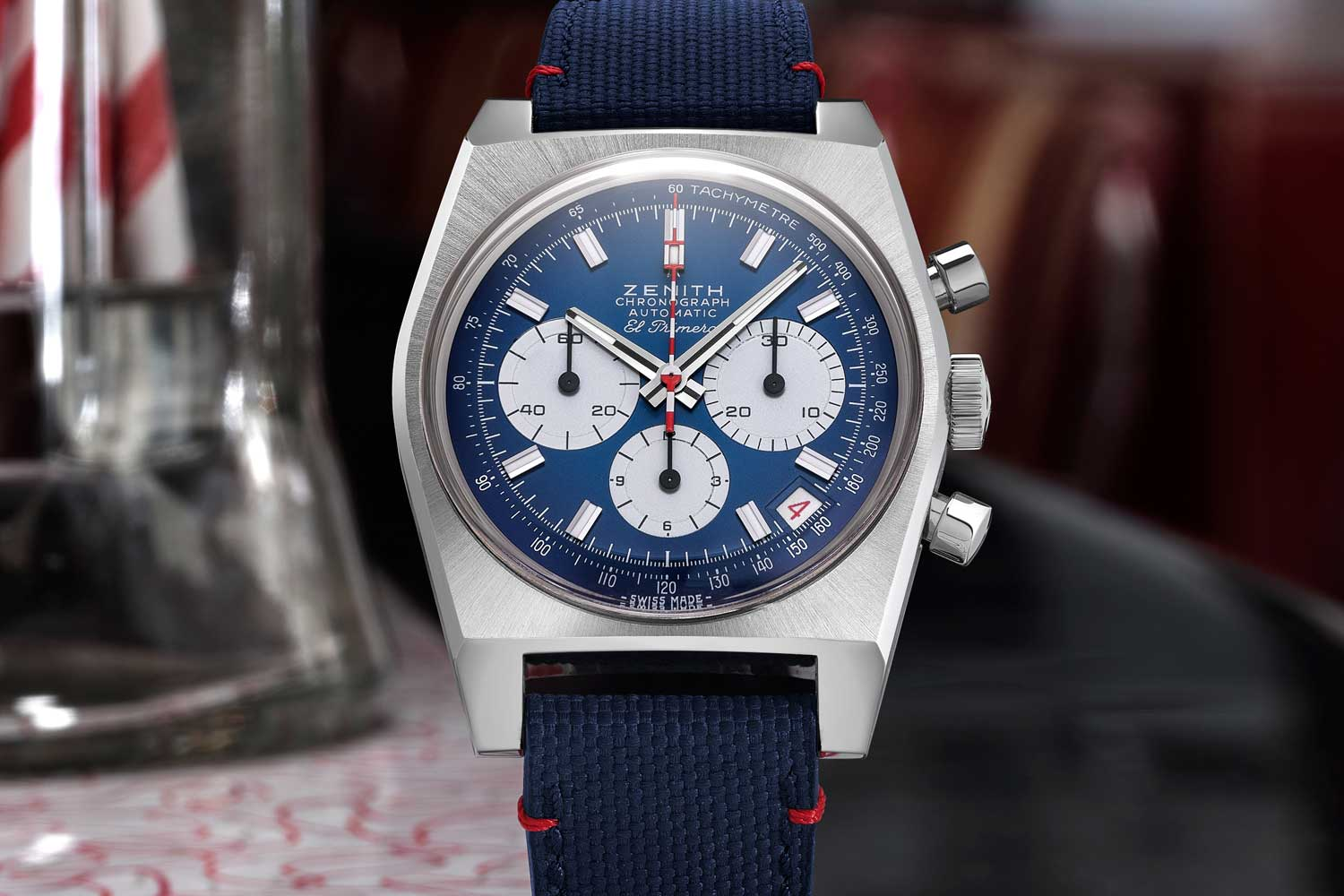 Smartly referencing design codes of the 60s, Zenith recreates an iconic chronograph perfect for today.