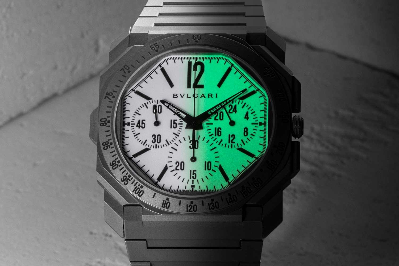 The Bulgari Octo Finissimo Chronograph GMT for Revolution & The Rake (©Revolution)