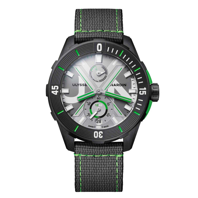 Đồng hồ khái niệm Ulysse Nardin Diver Net