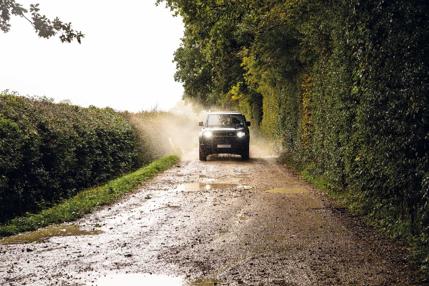 Land Rover by name and nature