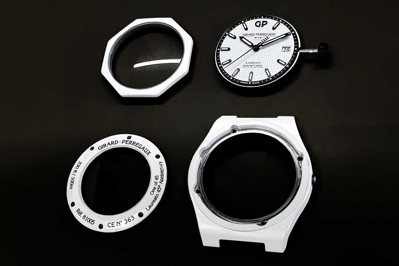 Girard Perregaux X Bamford Watch Department - The Laureato Ghost