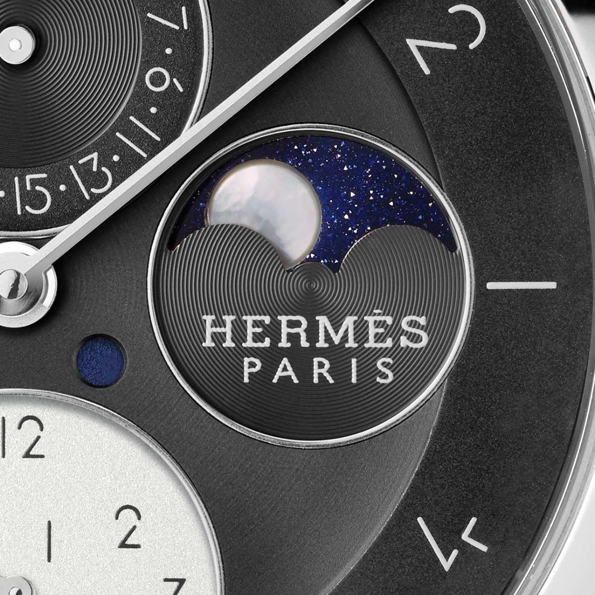 Slim d'Hermès Perpetual Calendar