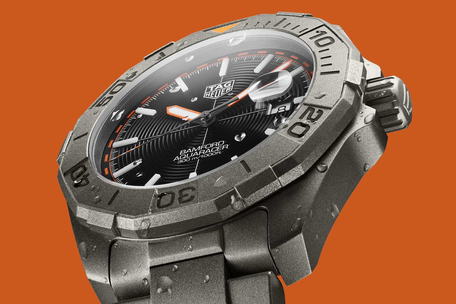 TAG Heuer X Bamford Watch Department Limited Edition Aquaracer