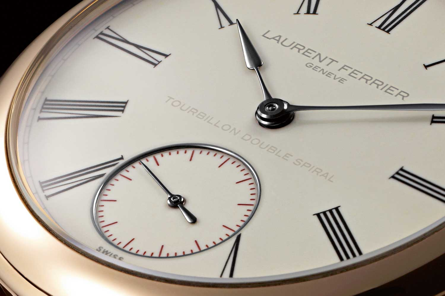 Ferrier's first independent foray unveiled a horological design language of extraordinary sensitivity to detail.