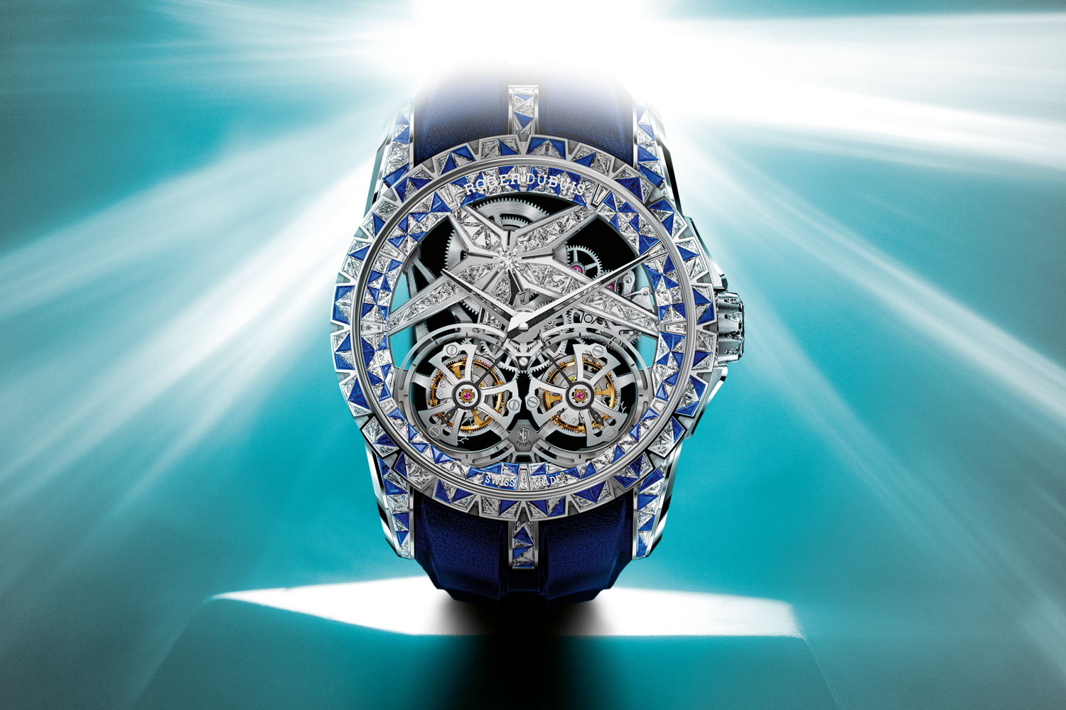 Roger Dubuis Excalibur Superbia (©Revolution/Photography Munster; Digital Editing KH Koh; Stylist Yong Wei Jian)