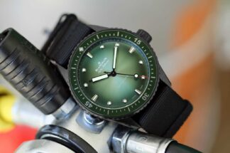The Bathyscaphe Mokarran Limited Edition