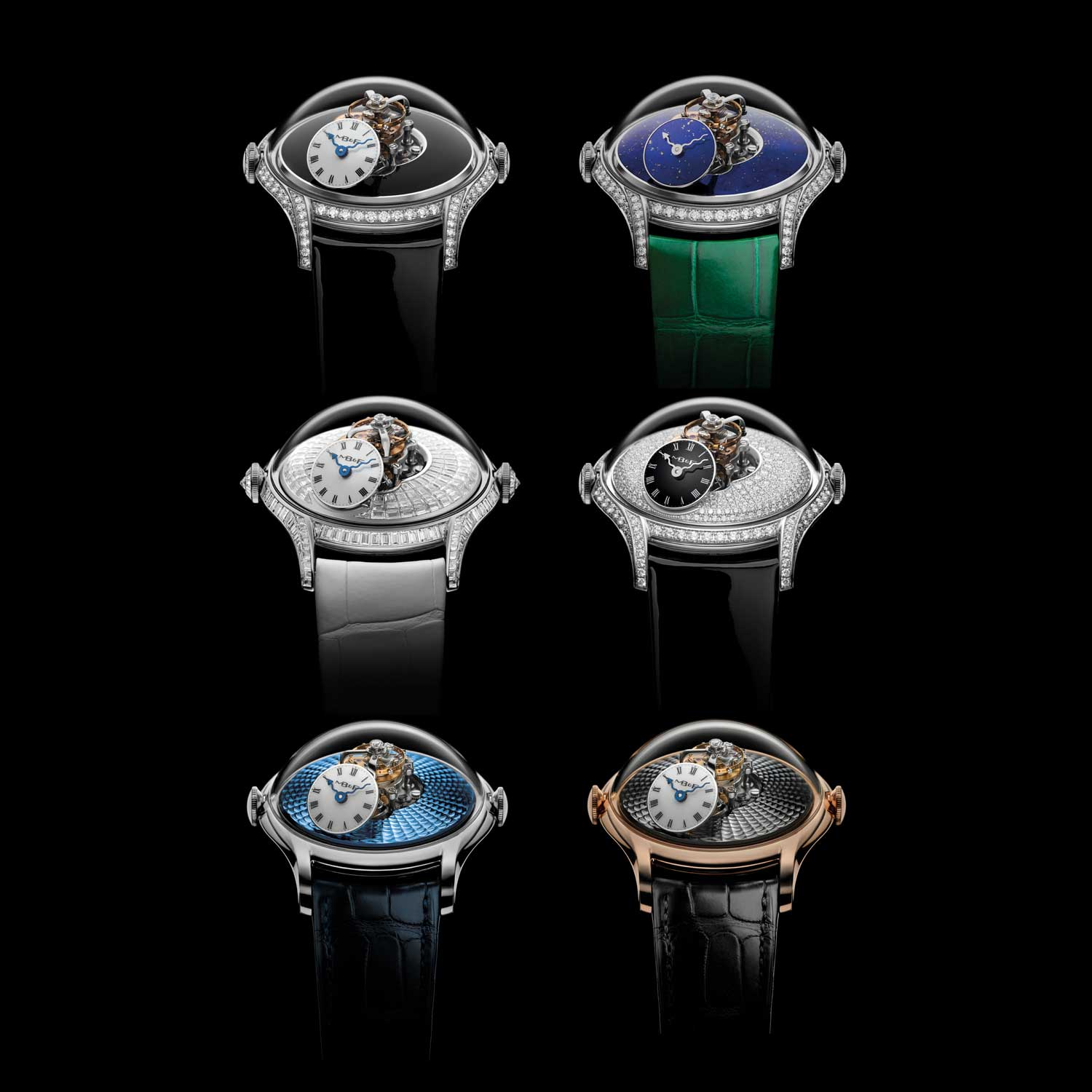 MB&F Legacy Machine FlyingT Collection