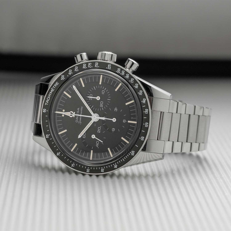 The Speedmaster Moonwatch 321 Stainless Steel (©Revolution)
