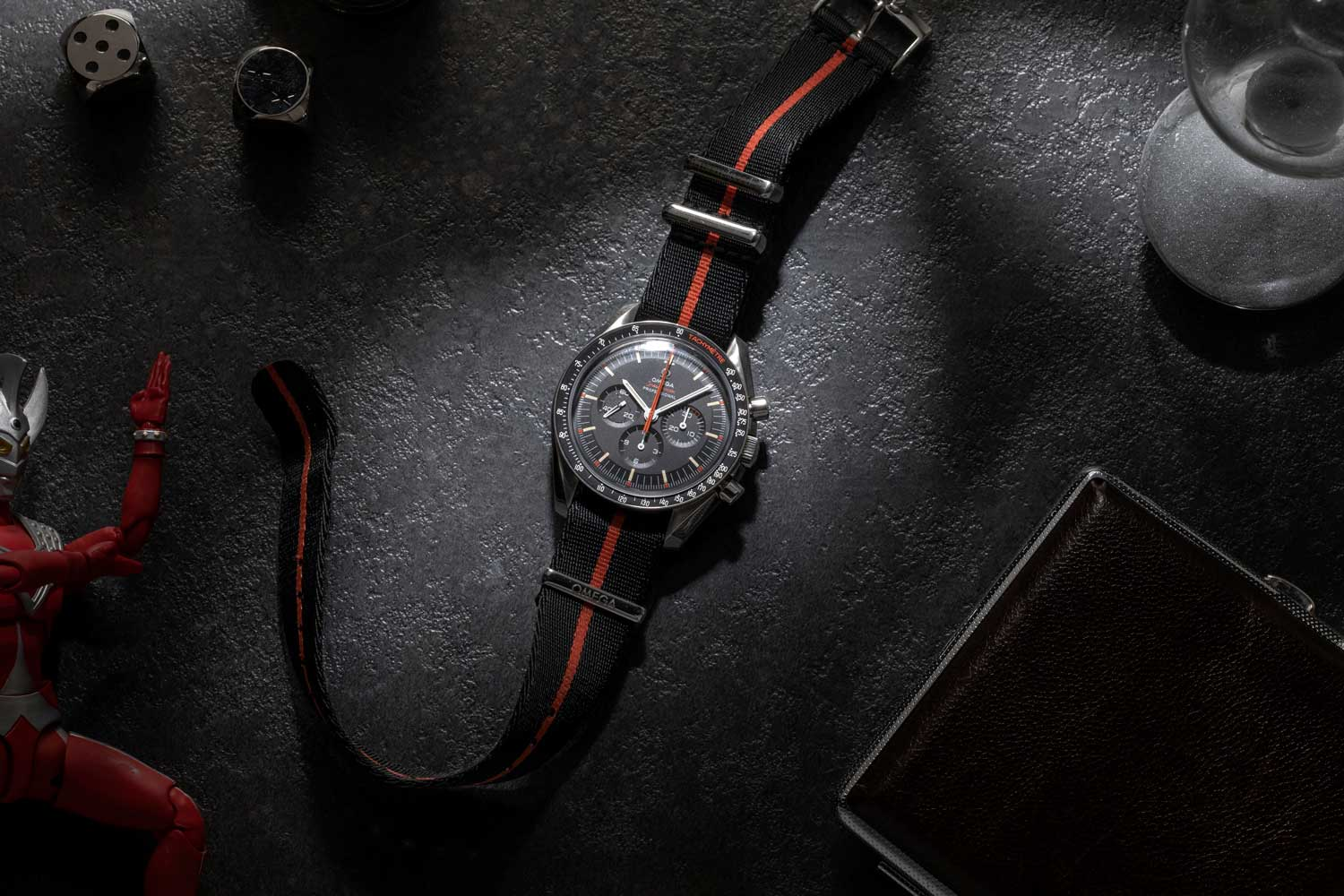 "2018 Speedmaster Limited Edition 42mm ""Ultraman"""