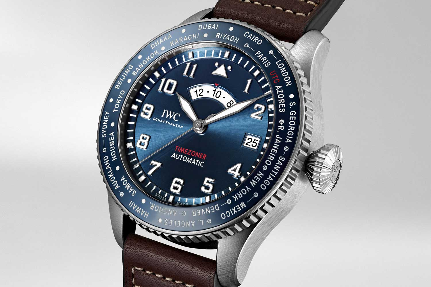 IWC Pilot's Watch Timezoner