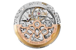 Audemars Piguet, Vacheron Constantin and Patek Philippe all utilised the calibre 920 ébauche