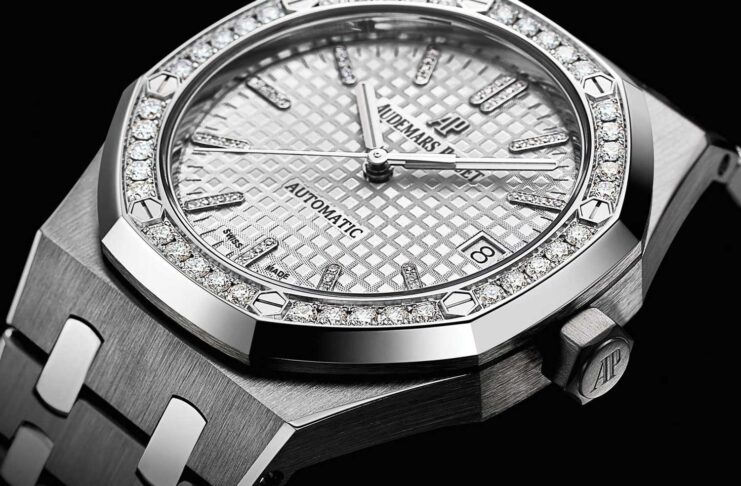 The Royal Oak QEII Cup 2017 Ref. 15453IP, limited to 200 pieces.