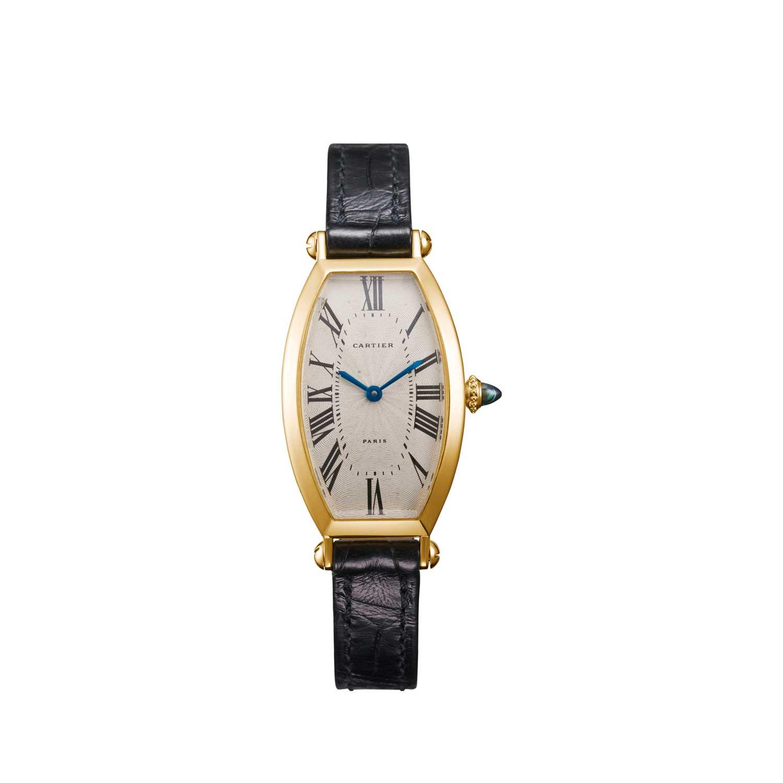 Atelier de Paris MCHP (Manufacture Cartier Horlogerie Paris): Tonneau