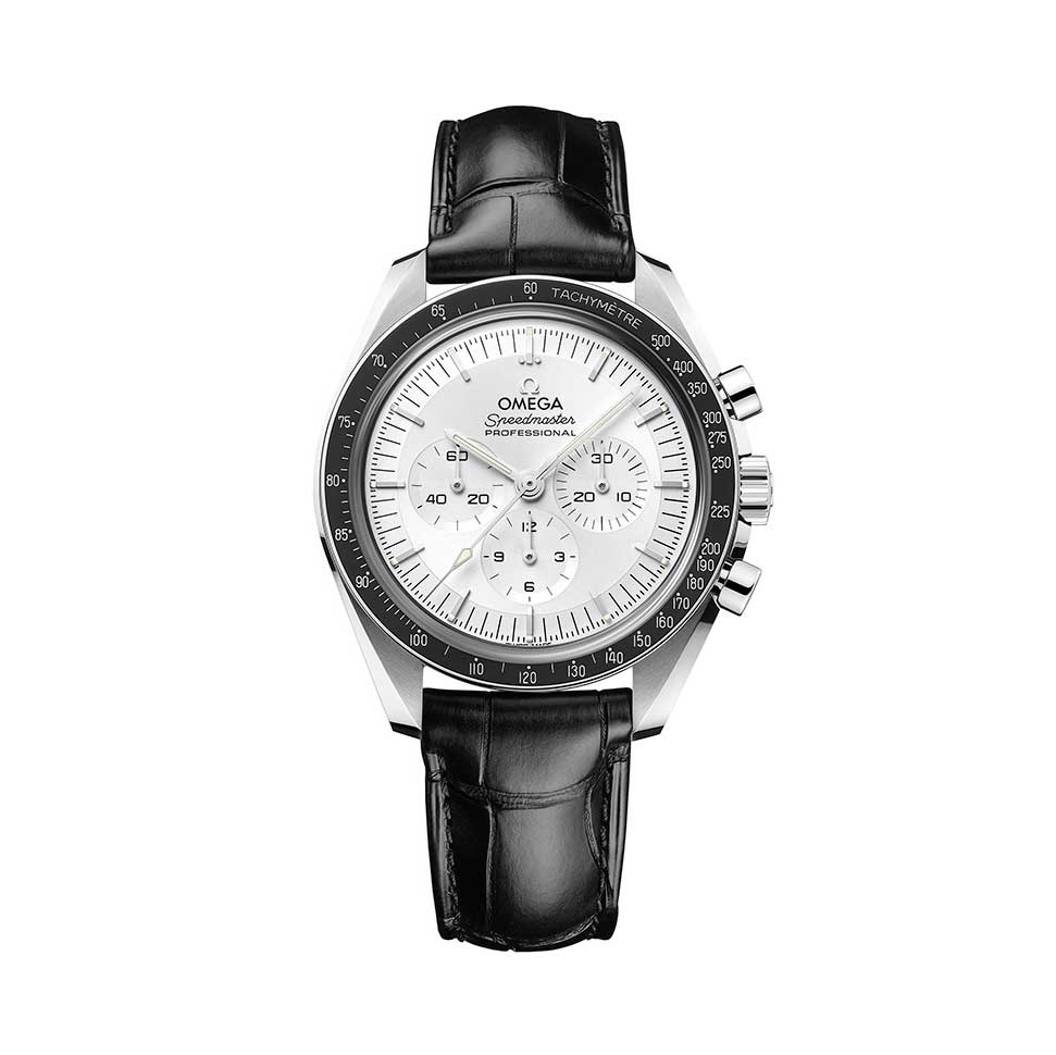 Ref. 310.63.42.50.02.001: Canopus Gold™ on leather strap
