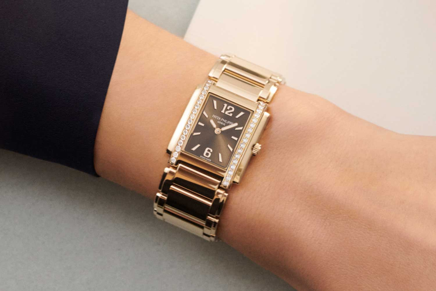 Like the women they are meant to adorn, the Patek Philippe Twenty~4 timepieces are rich with possibility and versatility.