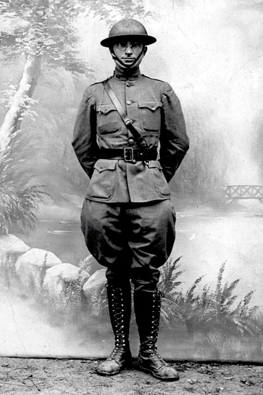 Truman had served in a field artillery regiment during World War I