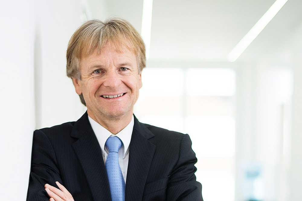 Jean-Daniel Pasche, president,Federation of the Swiss Watch Industry