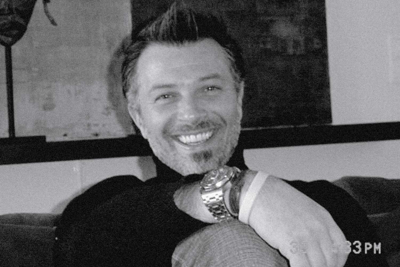 Designer Emmanuel Gueit