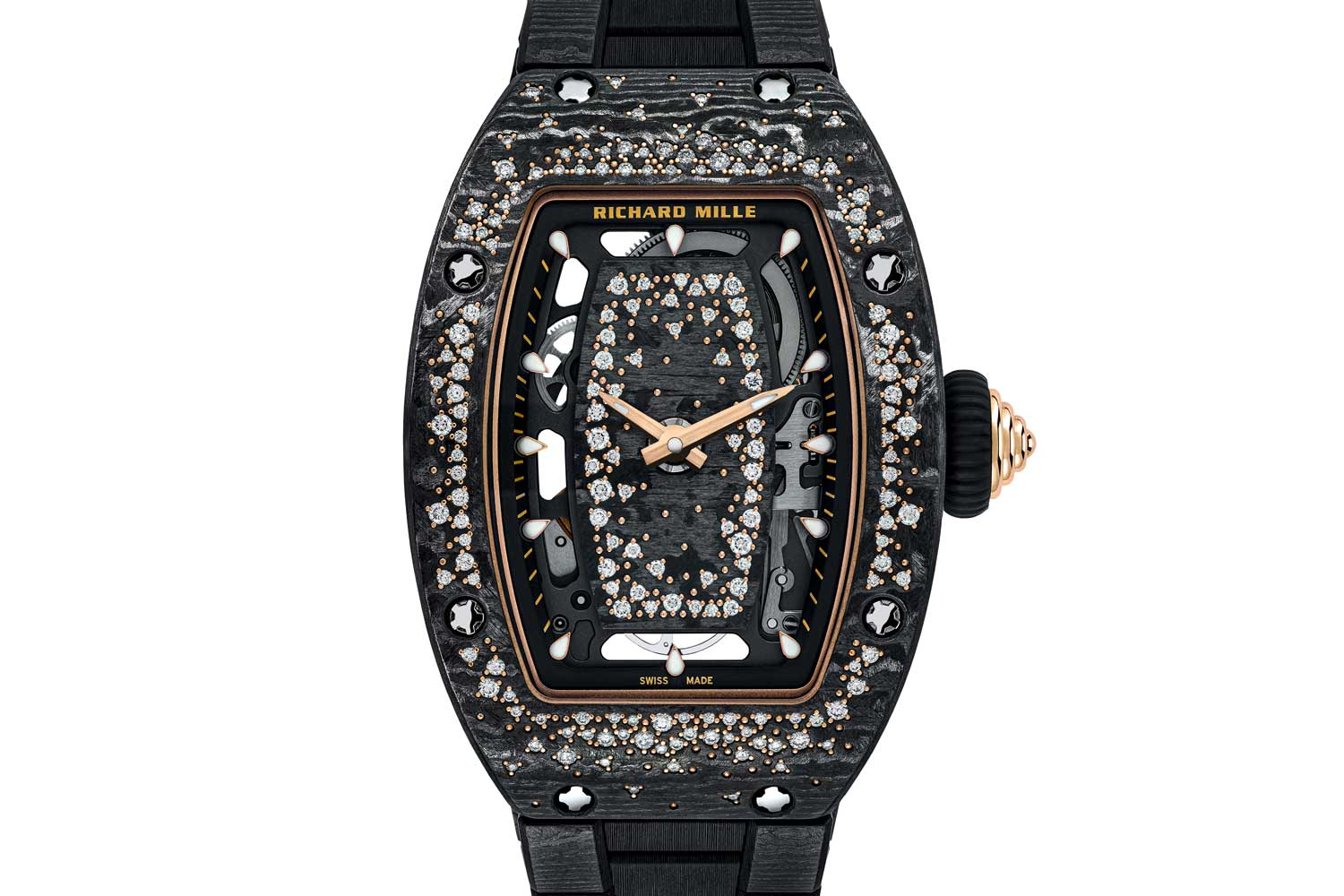 RM 07-01 Automatic Starry Night