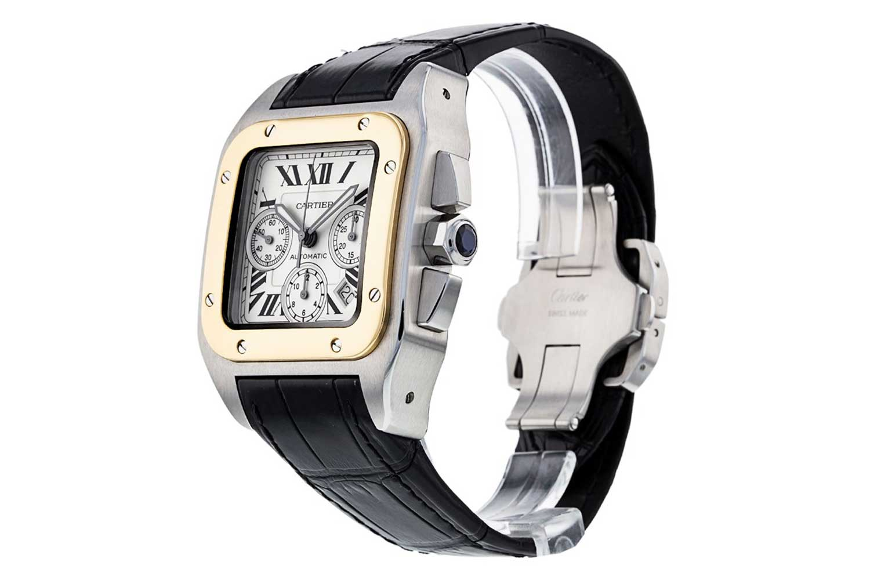 Cartier Santos 100 W20091X7