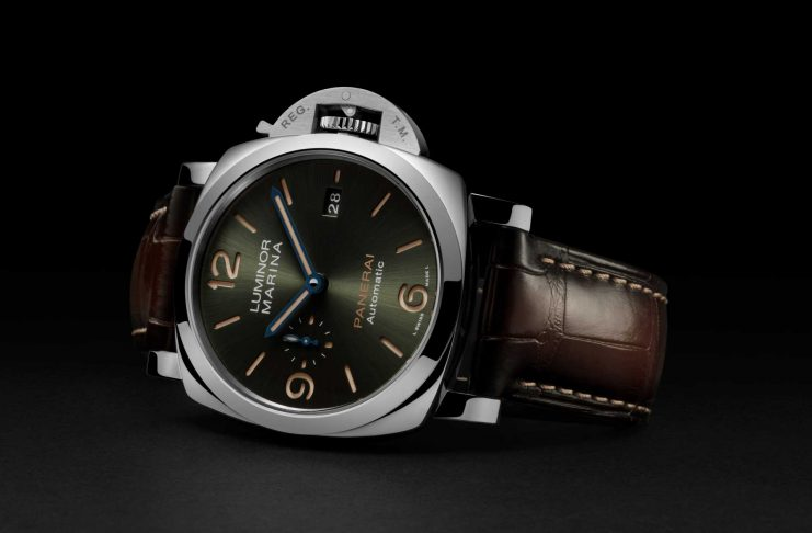 Panerai PlatinumtechTM Luminor Marina (PAM01116) – 70-Piece Limited Edition