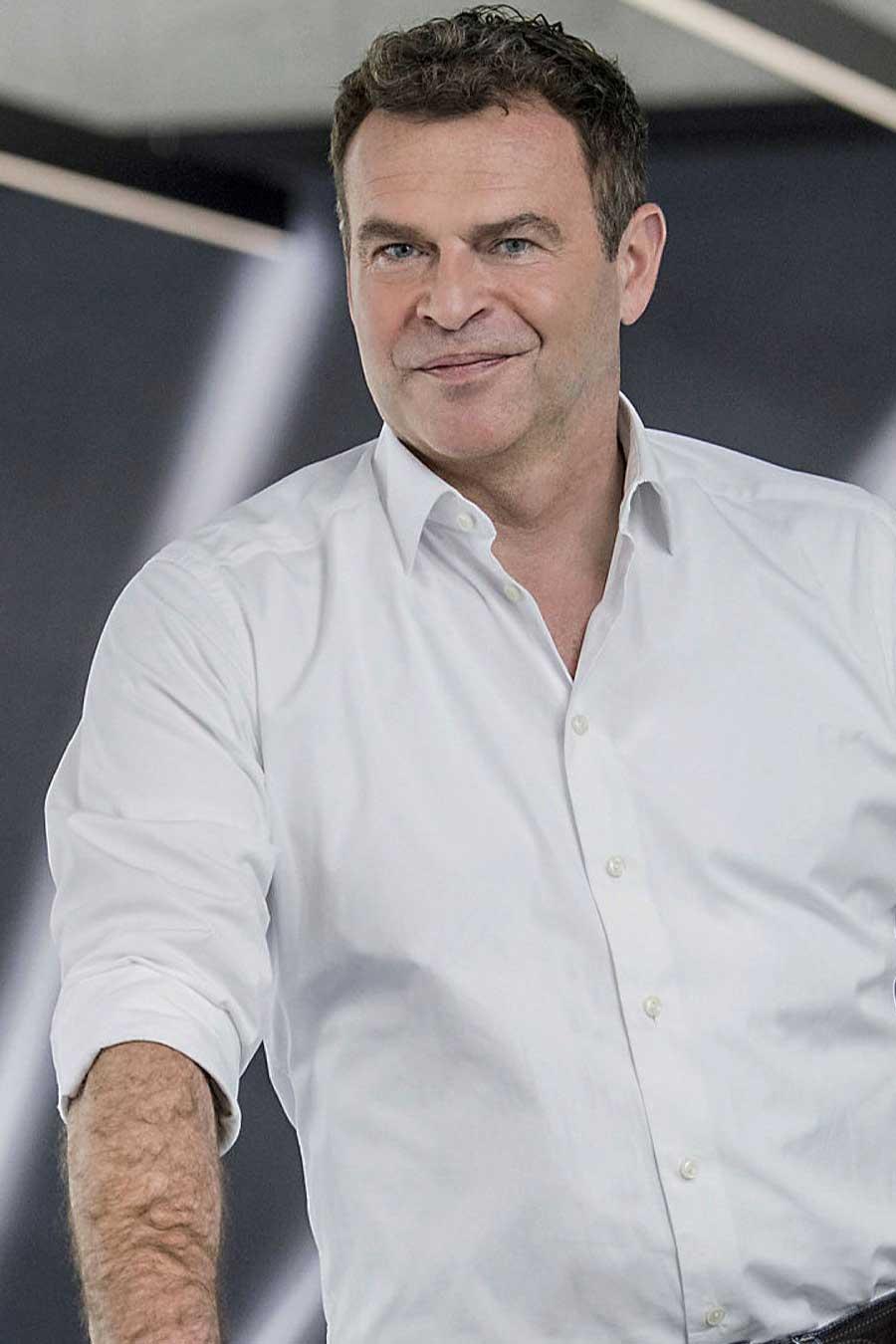 Tobias Moers, Aston Martin Lagonda's Chief Executive Officer
