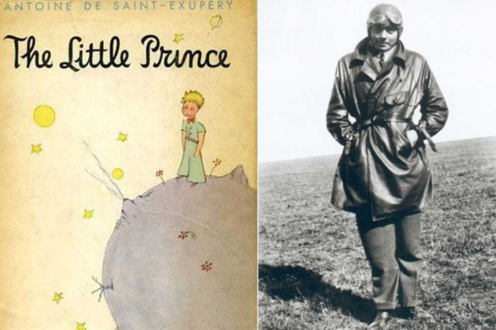 Saint Exupéry wrote the novella Le Petit Prince in 1942. Since then,it has sold more than 140 million copies and is available in more than 300 languages.