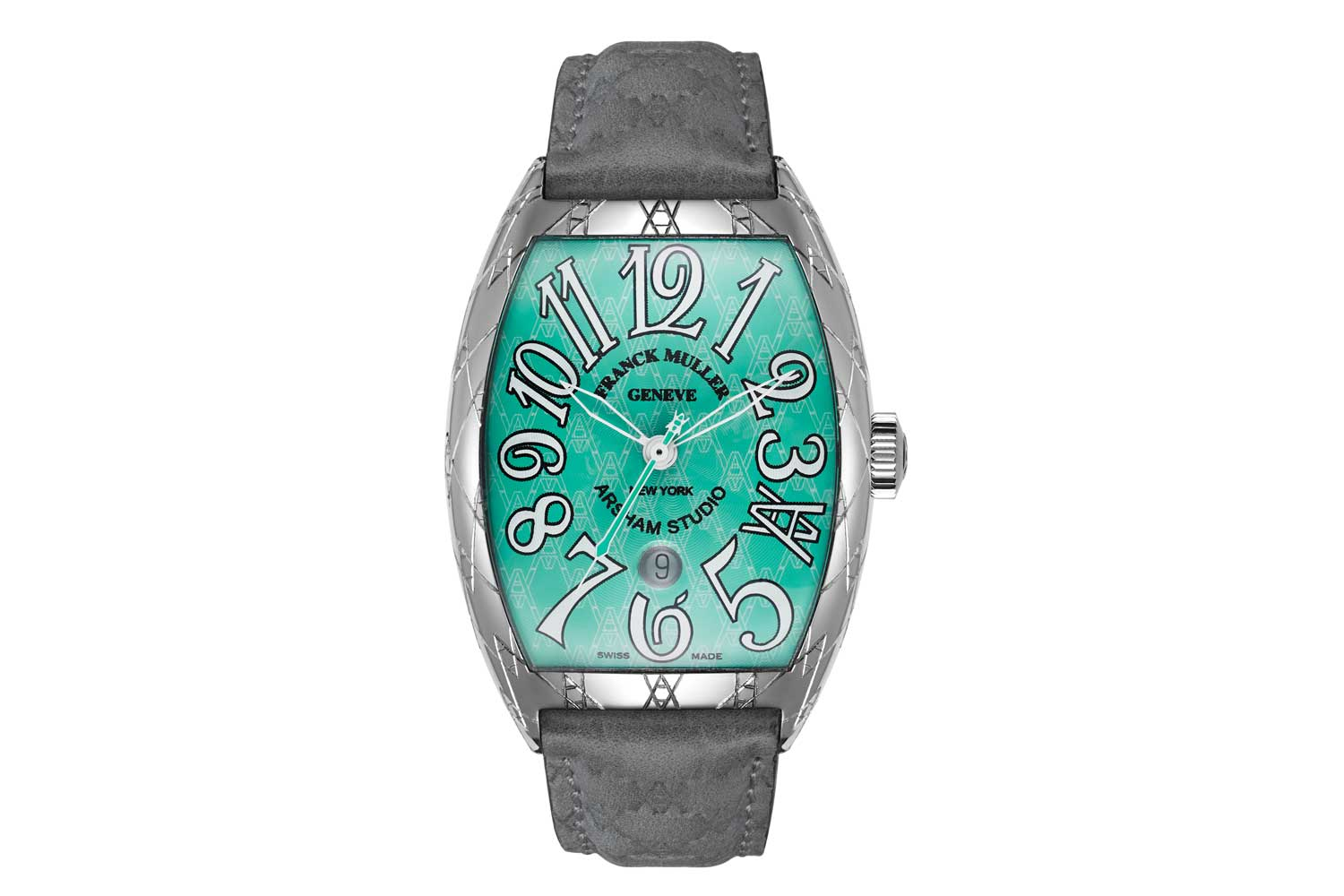 Bamford Watch Department X Daniel Arsham Frank Muller Casablanca 8880 C DT