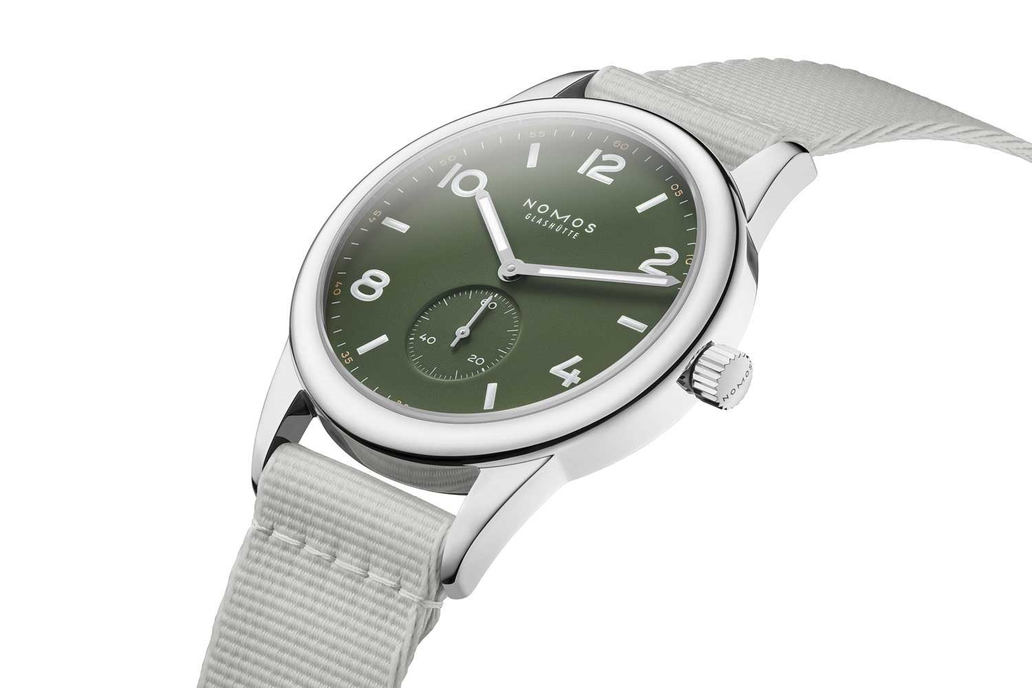 Club Automatic Olive Ref. 753.S3