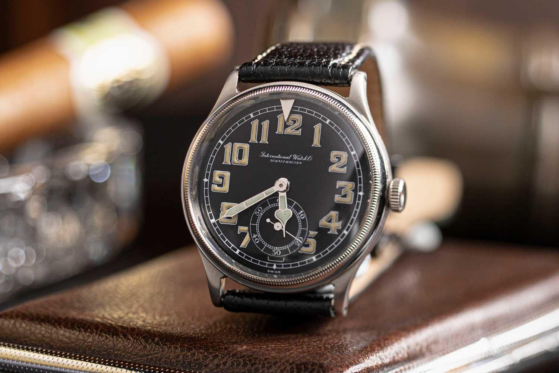 IWC's Pilot's watch ref. 436 from 1936 (©Revolution)