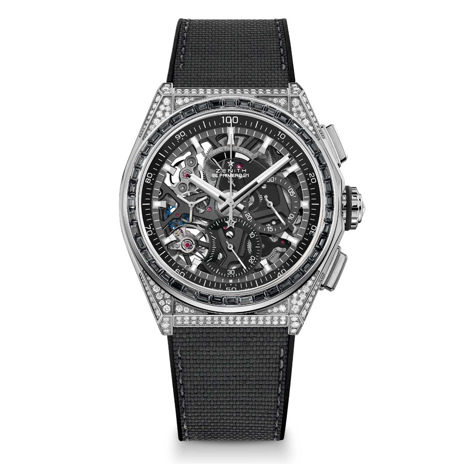 Zenith DEFY 21 Spectrum Limited Editions