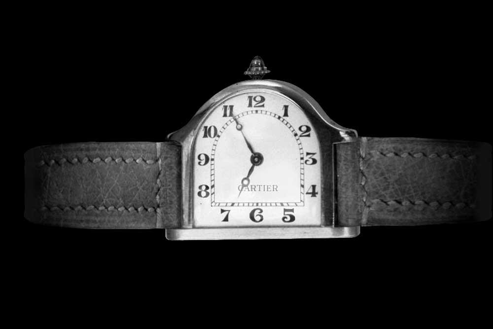 Cloche de Cartier from 1922