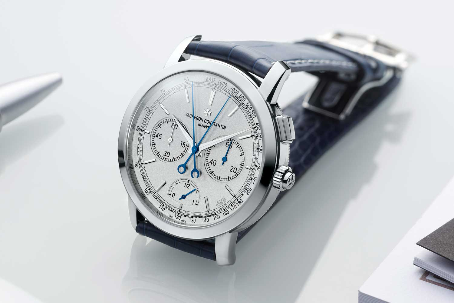 The Traditionnelle Split Second Chronograph will only be made in 15 examples