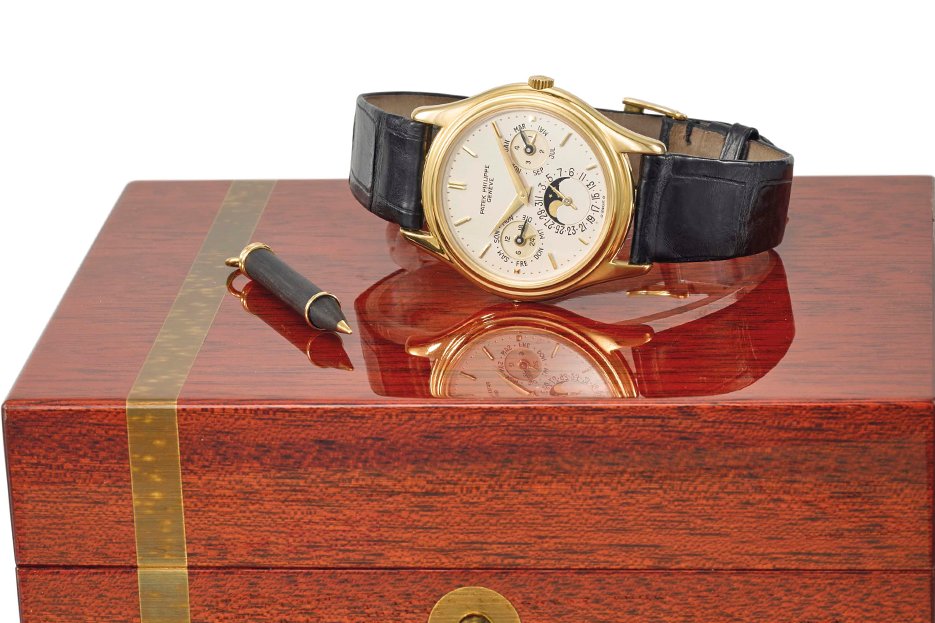 As per Mercury Projects' research, Patek Philippe left Rolex far behind in the race to the top slots at various auction houses in 2020.